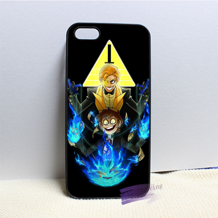 Gravity Falls 3 fashion cell phone case cover for iphone 4 4s 5 5s 5c SE 6 6s plus 7 plus #N5202