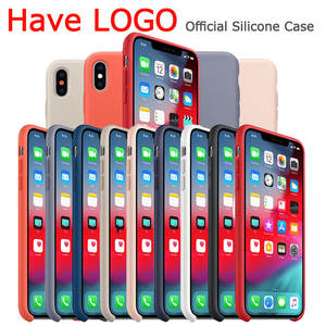 82c4ae3dadf Have LOGO Silicone Case For Apple iPhone 7 8 6 6 S 5S Plus Official Silicon  Case