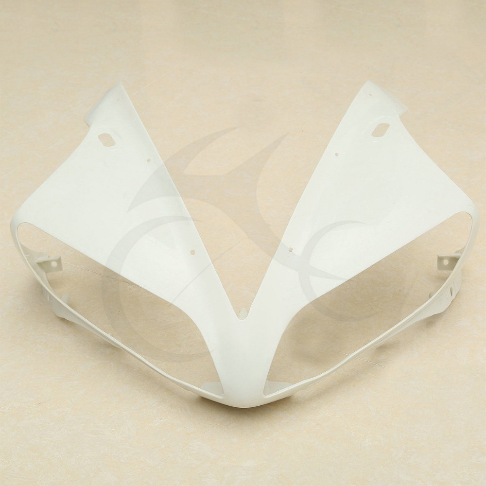 Upper Front Head Fairing Cowl Nose Cowl For YAMAHA YZF R1 YZF R1 04 05 06