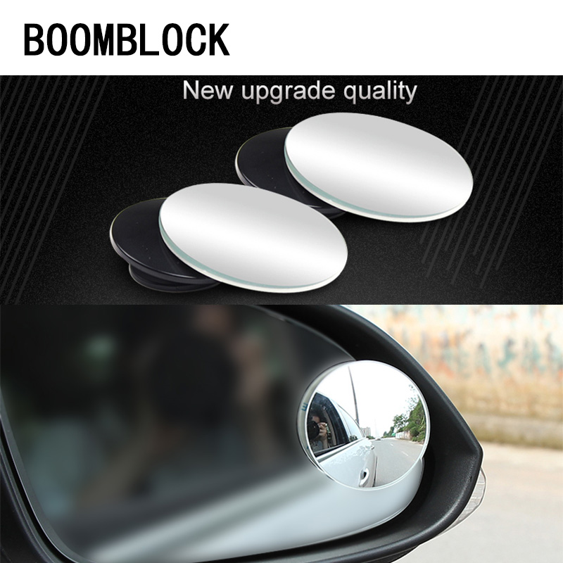2x Adjustable Rearview Mirror Car-Styling For Fiat Punto 500 Ford Focus MK2 2 3 Fiesta Mondeo MK4 Toyota Corolla chr RAV4 yaris