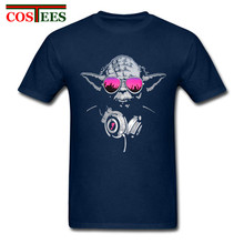 Awesome Star Wars' Yoda DJ t-shirt / 21 Colors