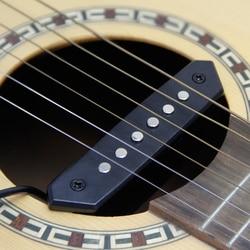 TYLANHUA Skysonic Preamp نظام A-710 Humbucker الصوت حفرة لاقط لهجة متوازنة والدفء الغيتار اختيار حامل