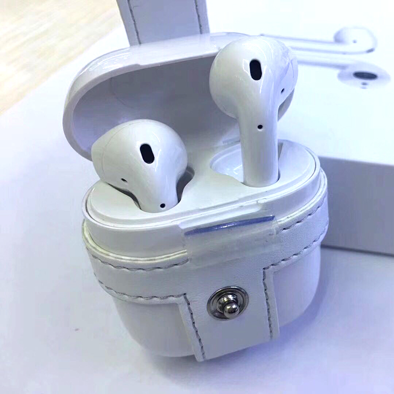 2018 AirPro V5.0 TWS Wireless Bluetooth Earbuds Headsets Headphones for iPhone Earpods A ...