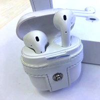 HBQ I7 TWS Twins Wireless Earbuds Mini Bluetooth V4 2 Stereo Headset Earphone For Iphone 7