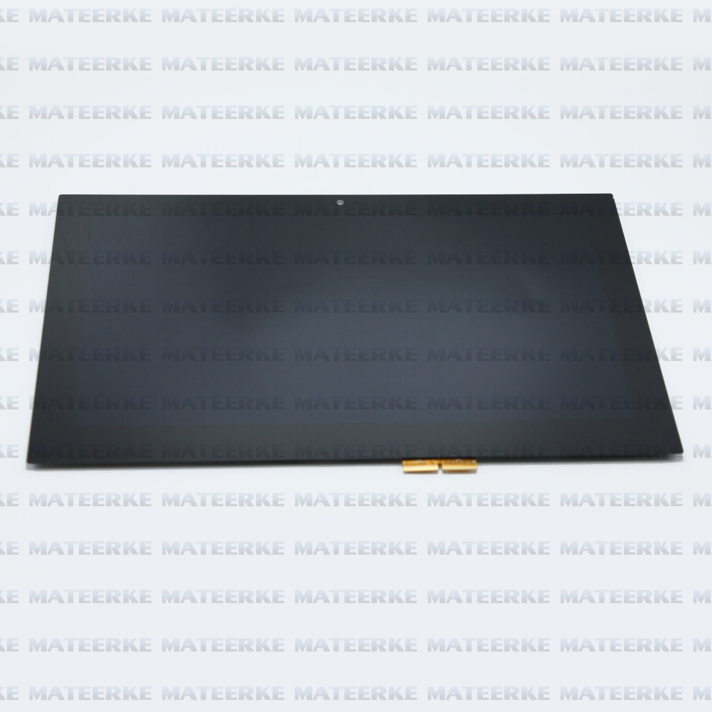 Laptop 11.6 Touch LED Screen Assembly for Dell Inspiron 11 3000 3147 LCD LP116WH6 SPA2 new laptop 15 6 led screen b156htn02 1 for dell latitude 3540 1920x1080
