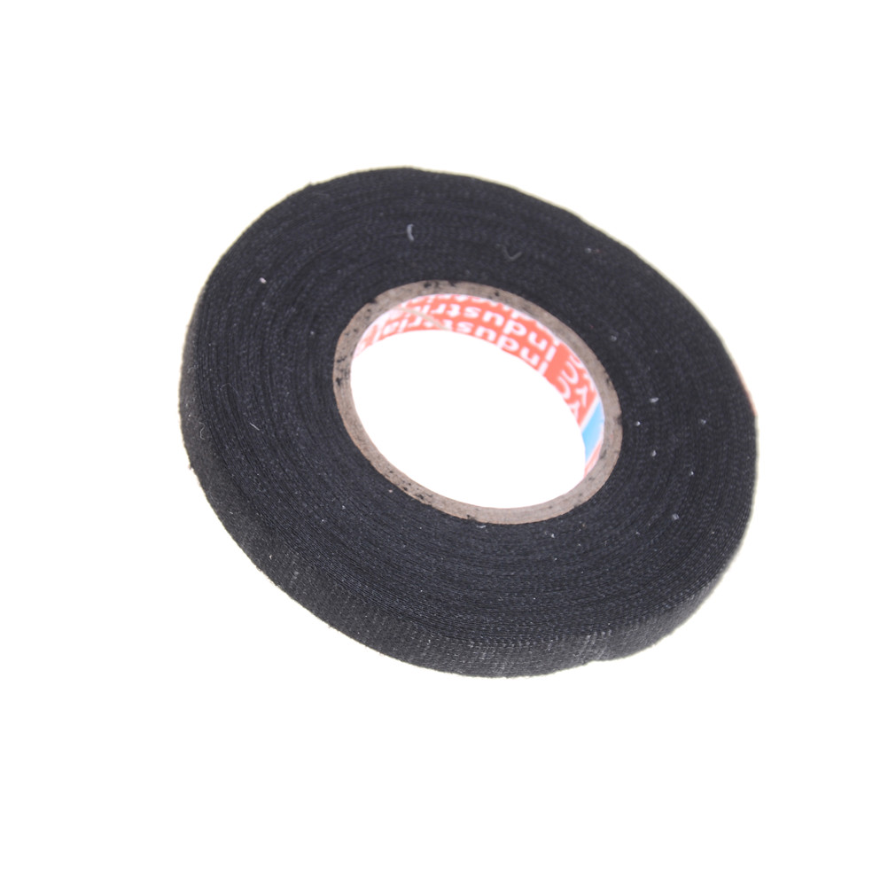 Buy 1pc Heat Resistant Wiring Harness Tape Looms Loom Cloth Fabric Adhesive Cable Protection 9mm X 15m From Reliable