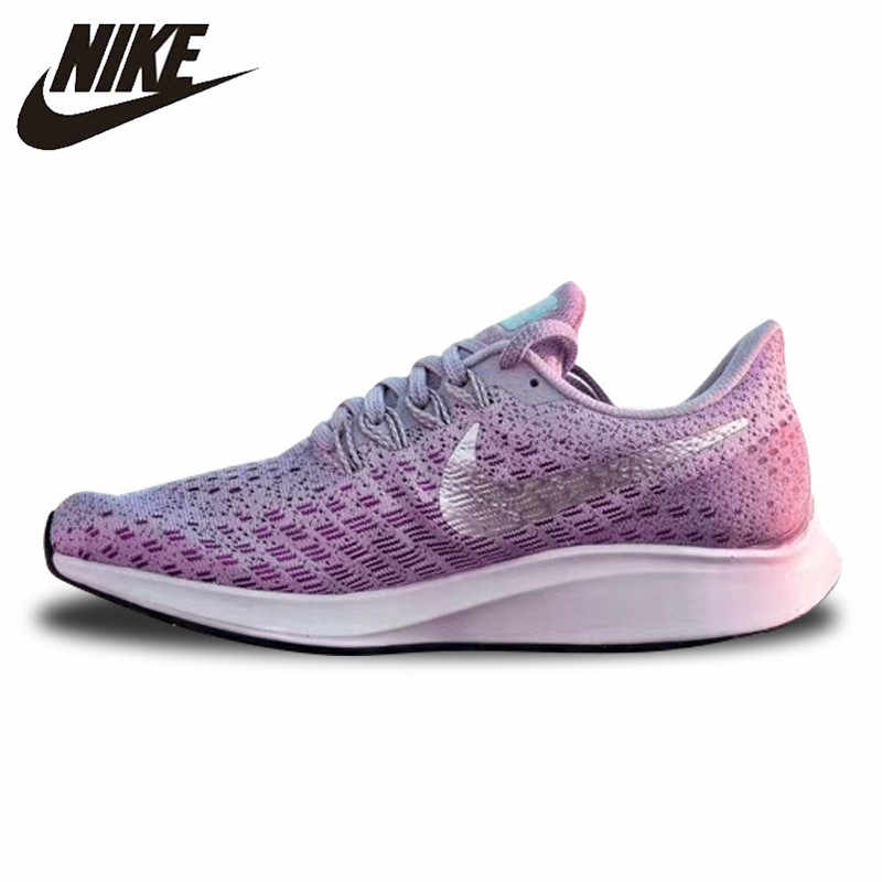 3ee54a4baccb3 NIKE Air Zoom Pegasus 35 Running Shoes Outdoor Sneakers Classic Pink for  Women 942851-001
