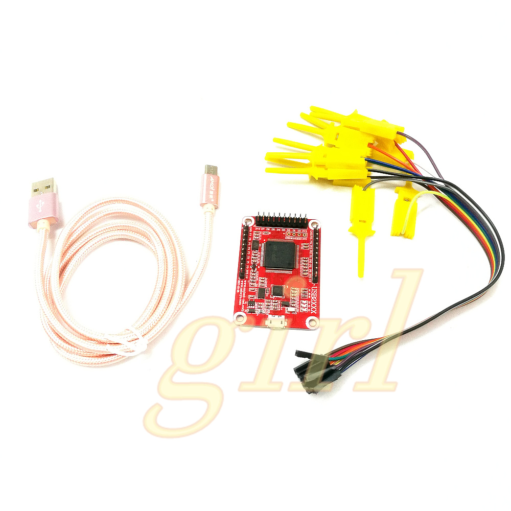 I2C IIC bus monitor analyzer supports USB to SPI I2C CAN three in one PWM ADC