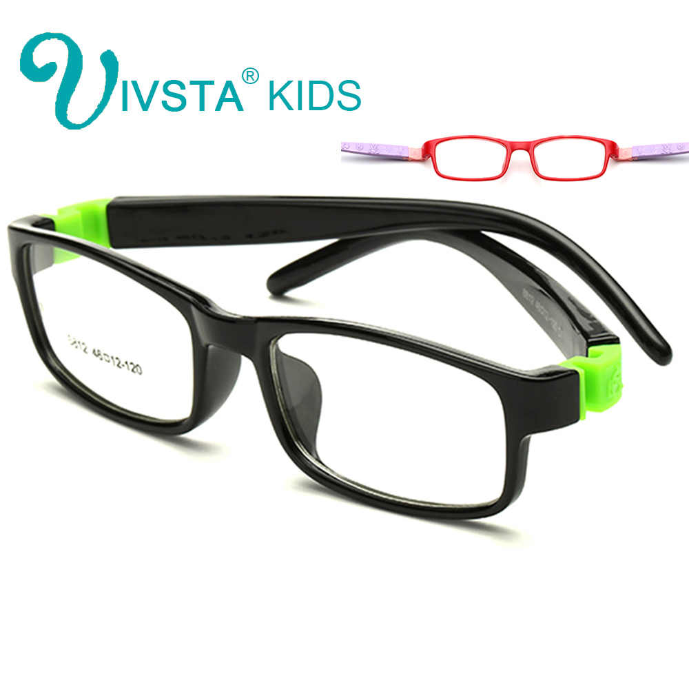 IVSTA 8812 No Screw Optical glasses frame for kids Children frames eyewear Child glass clear Toddler's myopia boys girls Rubber