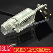 Ночного видения с LED CCD HD парковочная камера заднего вида для автомобилей VW Гольф 7 Scirocco Passat CC парковки камеры провода беспроводной