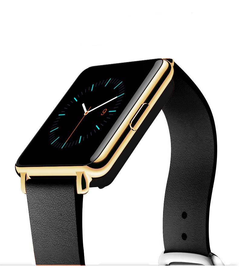 2015 new promotional font b Smartwatch b font BM7 Bluetooth Smart watch for iPhone Samsung Android