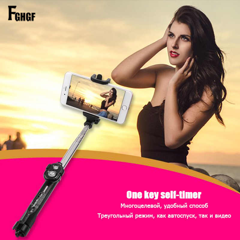 FGHGF-Handheld-mini-Tripod-Phone-selfie-stick-Bluetooth-Shutter-Remote-Controller-Foldable-Wireless-for-iPhone-Selfie-Stick-3