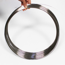 2m stainless steel spring wire diameter 0.4mm 0.5mm 0.8mm 1.5mm 2.0mm 2.5mm 3.0mm 3.2mm 3.5mm 4.0mm
