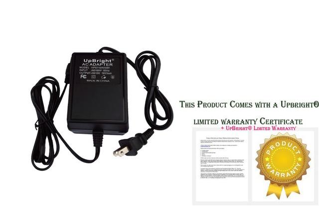 UpBright New AC AC Adapter For MODEL U120320AB4 Fiber Optic Xmas ...
