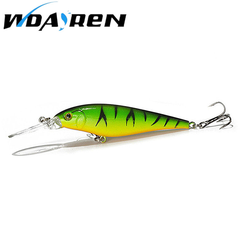 WDAIREN Brand 8g/9cm Lifelike Hard Fishing Minnow Lure Artificial Wobbler Floating Japan Carp Pesca Bait Crankbait Tackle FA-197 amlucas minnow fishing lure 110mm 9 5g crankbait wobblers artificial hard baits pesca carp fishing tackle peche we266