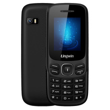 Lingwin N1 Original Quadband Entsperren Telefon Taschenlampe Kamera Bluetooth V2.1 1,77 Kalender Sound Recorder Dual-sim-karten Dual-