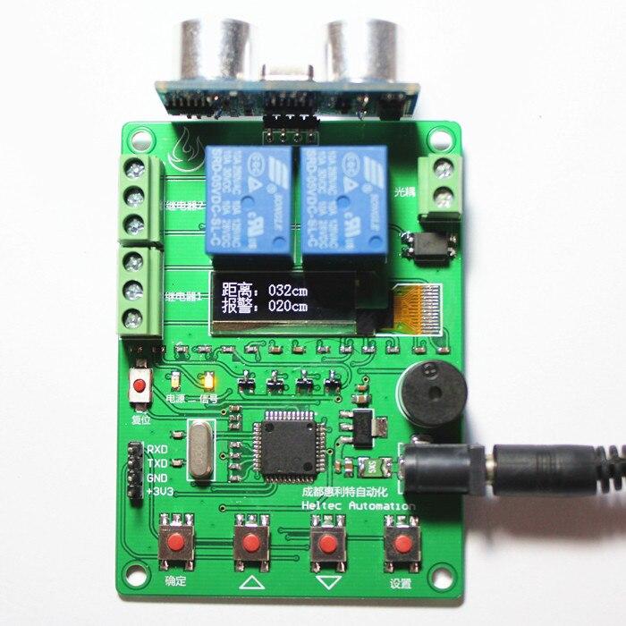 Evitación de Colisión de automóviles/Radar Electrónico/OLED Muestra el Diseño Del Producto Terminado Kit de Alarma de Distancia Ultrasónico