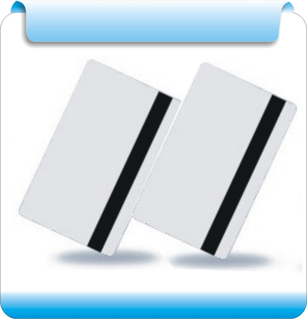 Wholesale - 200pcs White Write Or Read 2750OE / Blank Hico Magnetic Stripe Card,  HiCo Card ,1,2,3track