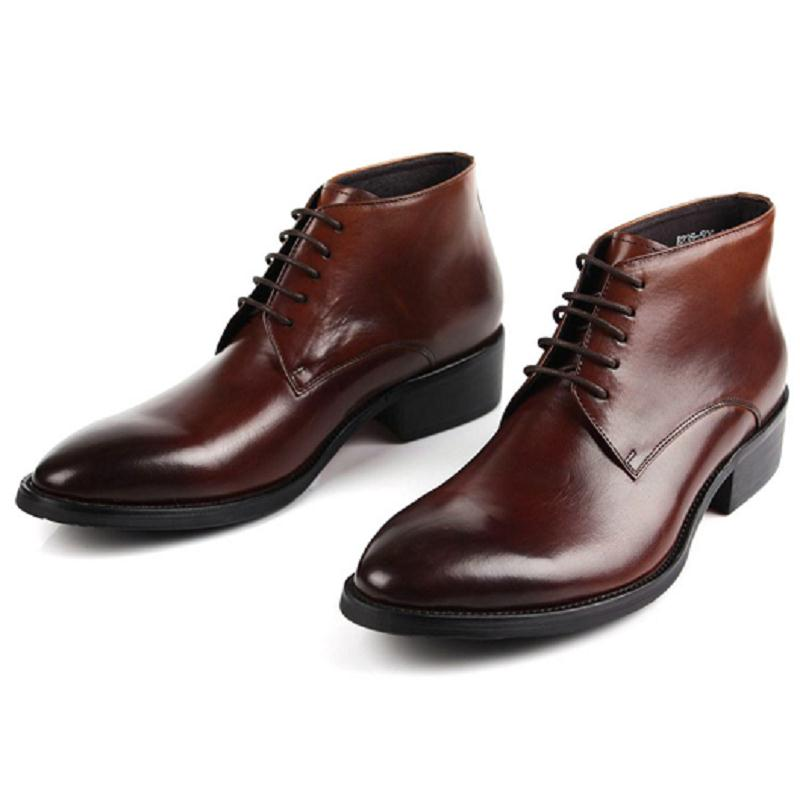 MYCOLEN Fashion Men Boots Comfortable Winter Ankle Boots Classic Men Shoes Quality Brand Formal Leather Boots Askeri BotMYCOLEN Fashion Men Boots Comfortable Winter Ankle Boots Classic Men Shoes Quality Brand Formal Leather Boots Askeri Bot