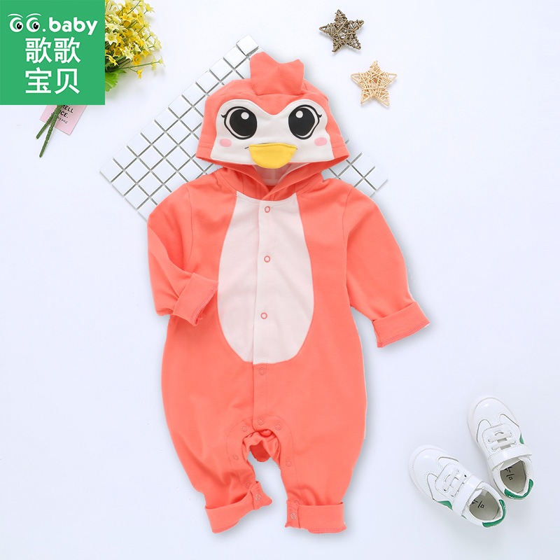 Toddler Romper Baby Girl Romper Long Sleeve Autumn Baby Rompers Winter Newborn Christmas Baby Girls Jumpsuits New Born Clothes newborn baby boy rompers autumn winter rabbit long sleeve boy clothes jumpsuits baby girl romper toddler overalls clothing