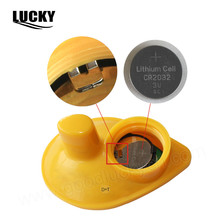 Lucky original Wireless Remote Sonar Sensor D D+T ffw-718 FF518 Fish Finder sonar transducer