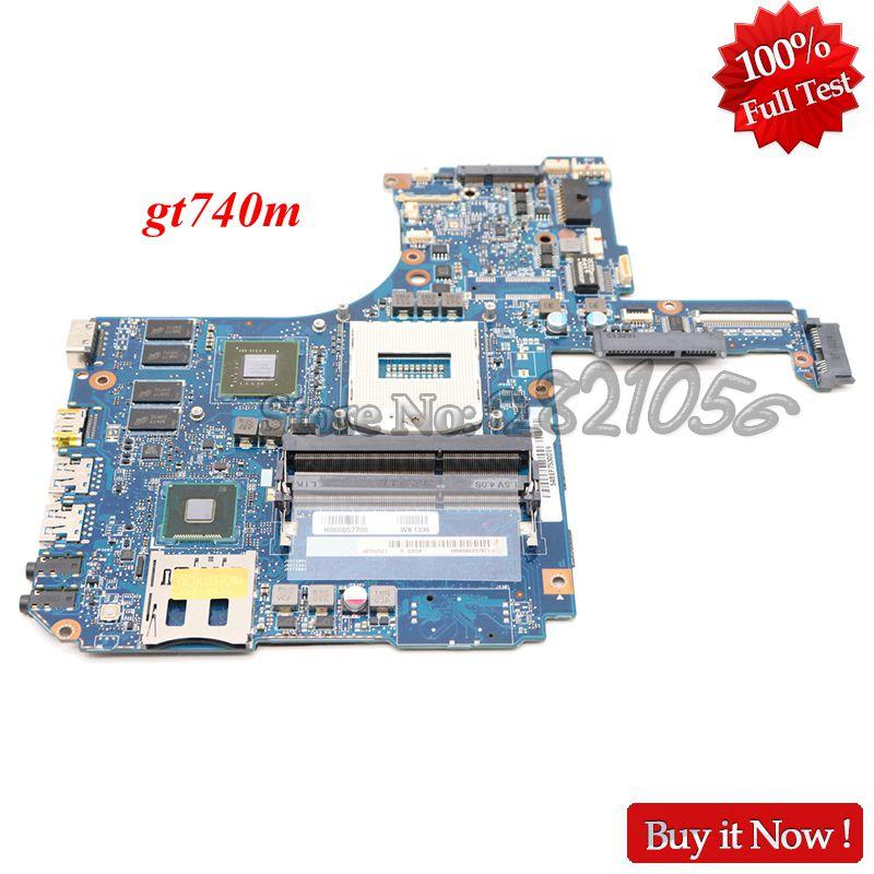 NOKOTION H000067900 Laptop Motherboard Para Toshiba Satellite P50T P50T-A L50 L55T série DDR3L HM86 GT740M Mainboard