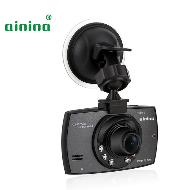 Full HD 1080P Night Vision Car Dvr Camera Recorder 24 Hours Parking Monitoring Dash Cam Built in G-sensor