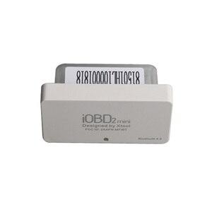 Image 4 - XTOOL iOBD2 Mini OBD2 EOBD сканер для iOS и Android Mini iOBD2 Bluetooth 4,0
