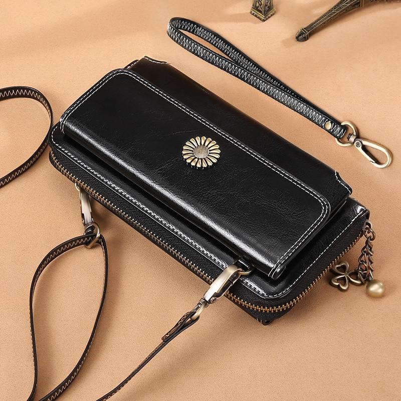 Womens Wristlet Clutch Wallet Slim Clutch Wallet Clutch Organizer Phone Purse