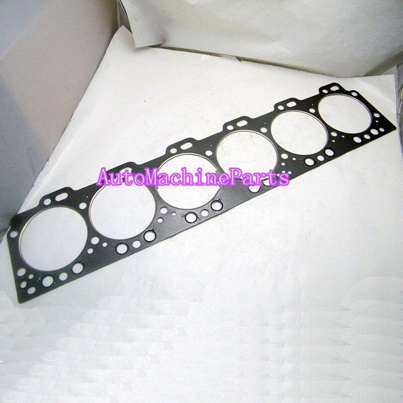 Guarnizione della Testata 6742-01-5582 misura per Komatsu Motore 6D114Guarnizione della Testata 6742-01-5582 misura per Komatsu Motore 6D114