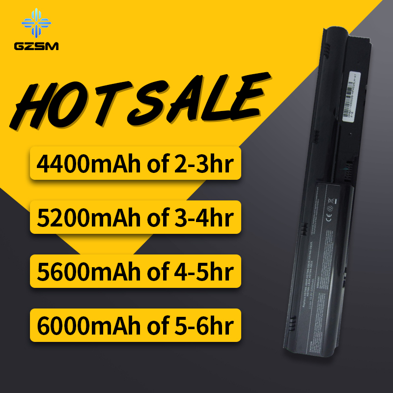 HSW 6cells new laptop battery for HP ProBook 4530s 4330s 4435s 4446s 4331s 4436s 4440s 4535s 4431s 4441s 4540s 4545s battery in Laptop Batteries from Computer Office