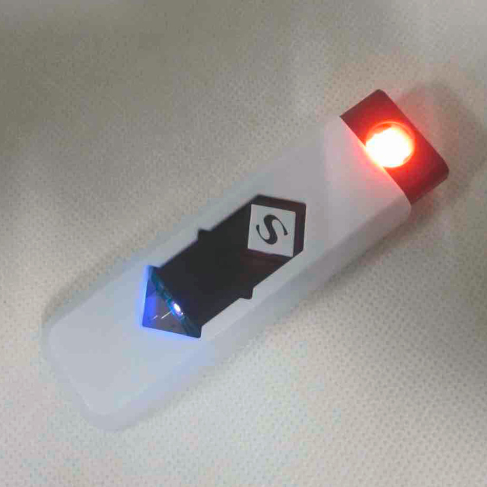 OUTAD Replace Spiral Lighter Hot USB Lighter Rechargeable Els