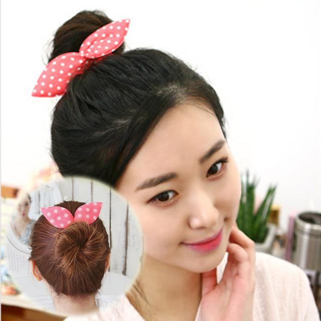 Lovely Rabbit Ear Headband