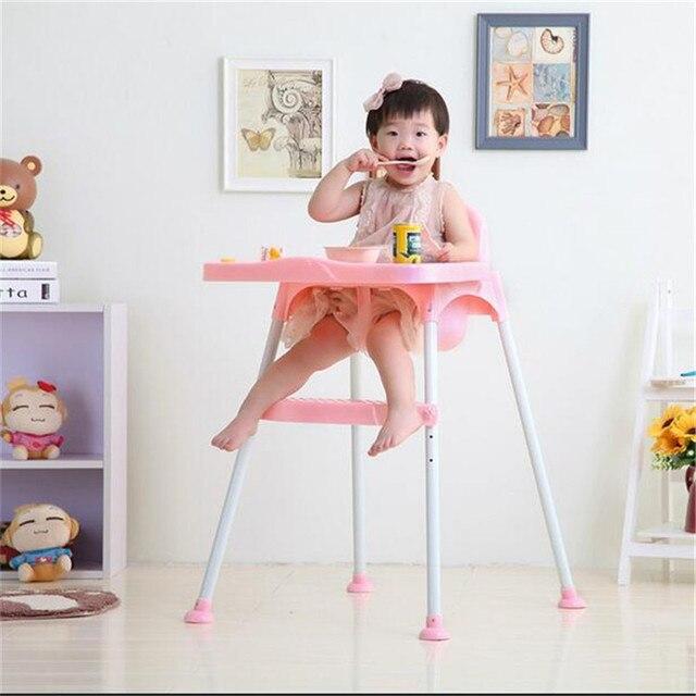 Стульчики Бесплатная Доставка высокое качество Европе стандарт три цвета портативный стульчик ребенка пластиковый стул для кормления ребенка
