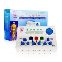 2016 New Electro Acupuncture Stimulator SDZ II 6 Channels Output Electronic Stimulation Massage And Pain Reliever