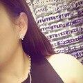 925 Sterling Silver Stud Earring Sunflower Jewelry Earrings Sun Descendants Popular Bijoux Earring For Women GLE5574Y