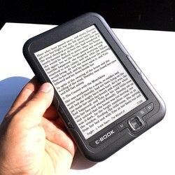 16GB e-tinte elektronische tinte bildschirm 6 zoll digital ebook reader Gebaut-in 16GB Speicher und unterstützung sd-karte Erweitert Schützen die augen
