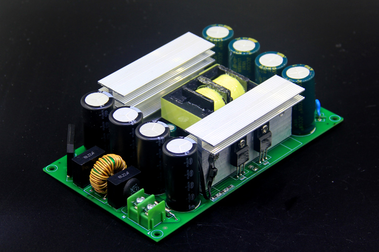цена на LLC Soft Switching Power Supply 1000W Switching Power Board Output voltage: +-80V For Power Amplifier