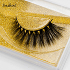 Top Mink Lashes Soft And Comfortable Wholesale Price 100% Handmade High Quality Strip Eyelash