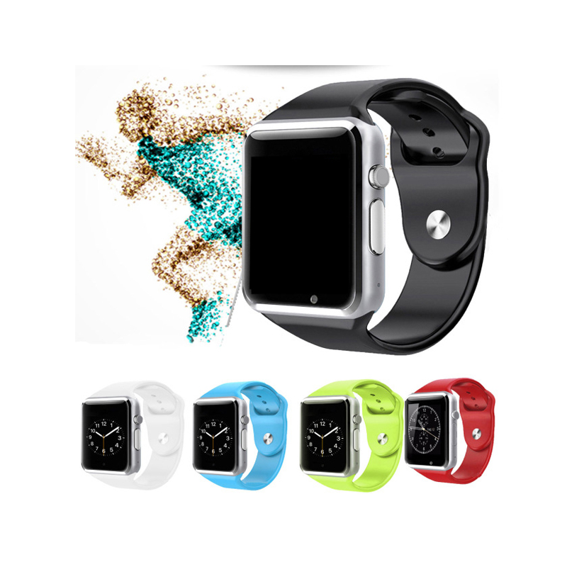 Bluetooth font b Smart b font font b Watch b font for Apple Android With Camera
