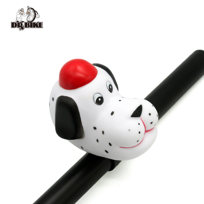DRBIKE Rubber Bicycle Air Horn Bell Loud Sound for Kids Bike Cycling Handlebar Alarm Ring Timbre Bicicleta Bicycle Bells