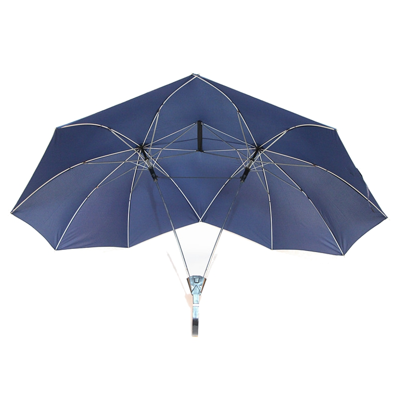 Novelty-Two-Person-Umbrella-Parasol-Lover-Couples-Umbrella-Two-Head-Double-Rod-Umbrella-Gift-for-Lovers