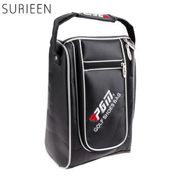 Save Golf bagPGM golf shoes bag breathable shoe bag large capacity shoe bag portable