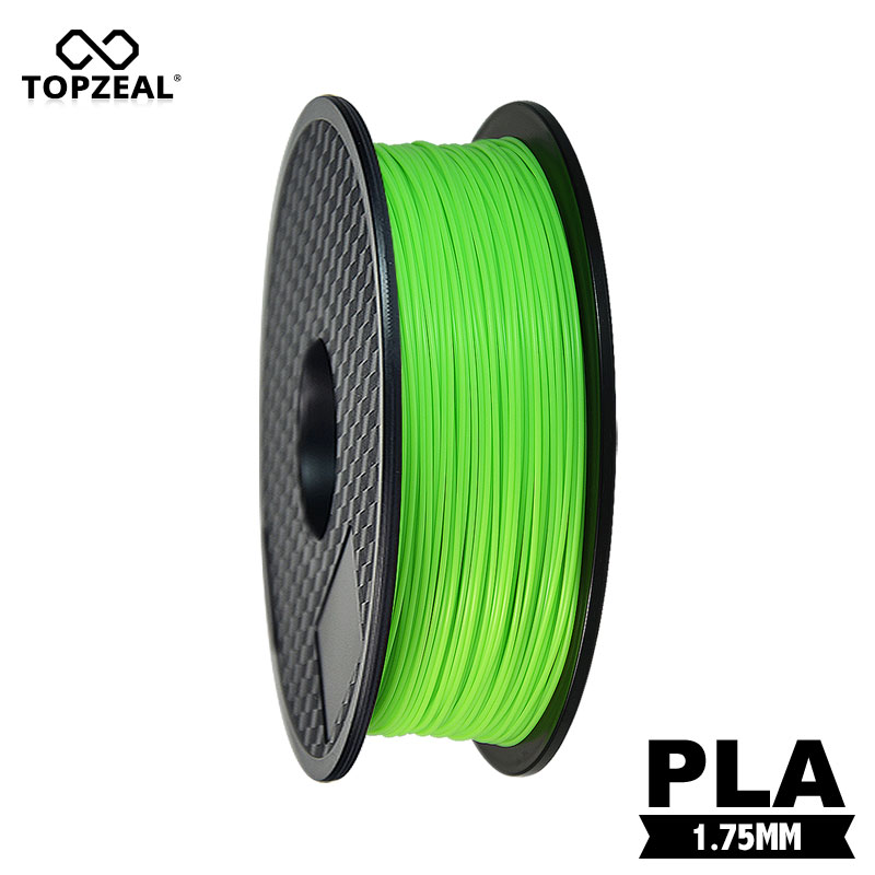 Color Change from Green to Yellow 3D Printer PLA Filament Material 1.75 mm