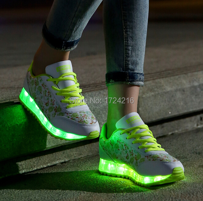 New Balance Led Shoes