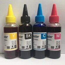 vilaxh T0711 Dye Ink For Epson Stylus D78 D92 D120 SX210 SX215 SX100 SX200 DX4000 DX4050 DX4400 DX4450 DX5000