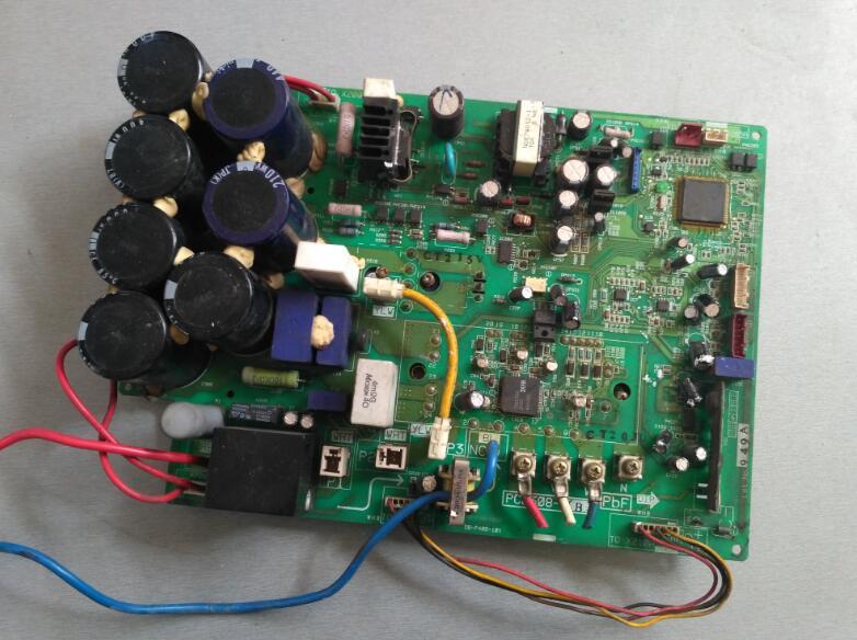 PC0308-1 K/B DB-F40B-101 Good Working Tested