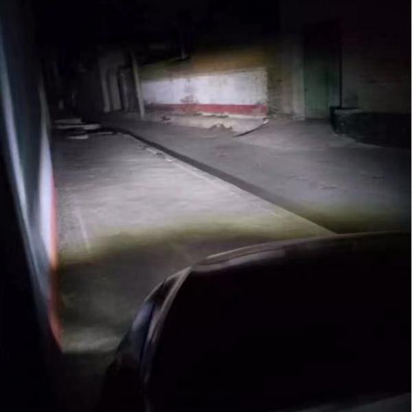 YY H4 H11 H1 H3 H7 9005 9006 C6 Bil LED Forlygtepærer Kit Super - Billygter - Foto 6