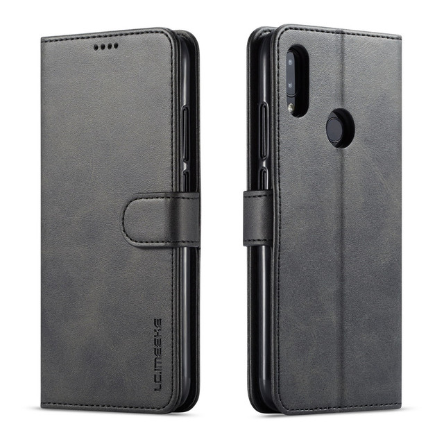Leather flip Case For Redmi Note 7 Case Wallet Card Holder Xiaomi Redmi Note 7 Phone Case Back Cover Book Bag Coque Funda