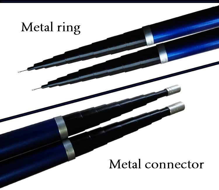 US $84 99 |12m telescopic extending poles, 39feet Telescopic Extension  Pole, 39feet Cheap telescopic pole-in Antennas for Communications from
